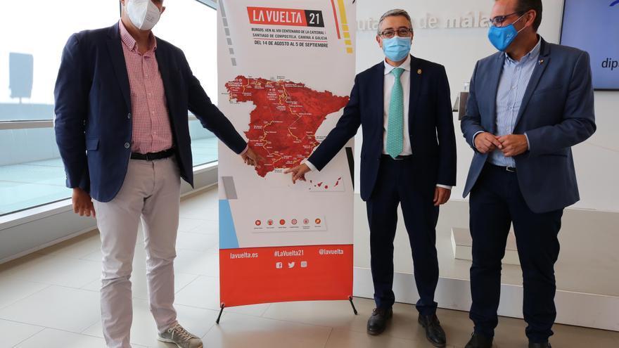 Málaga se prepara para la llegada de La Vuelta para ayudar en la reactivación turística
