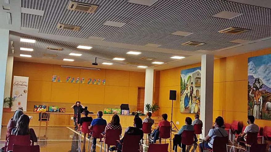 Las Jornadas Colombinas llegan al ecuador de su programación con el teatro