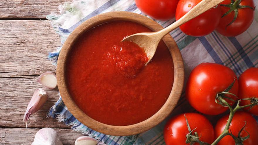 Cómo hacer tomate frito casero en el microondas de forma fácil