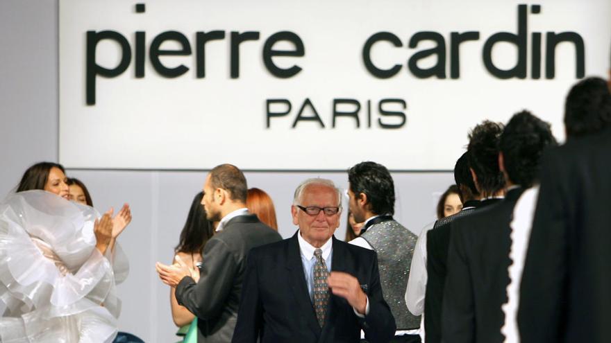 Pierre Cardin, una espiral de ruptura futurista