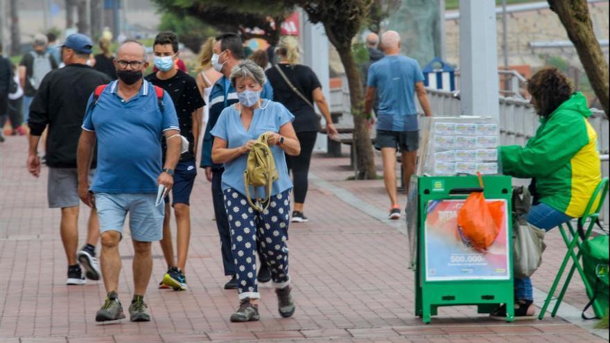 Sanidad mantiene a Gran Canaria en el nivel 3 de alerta por covid