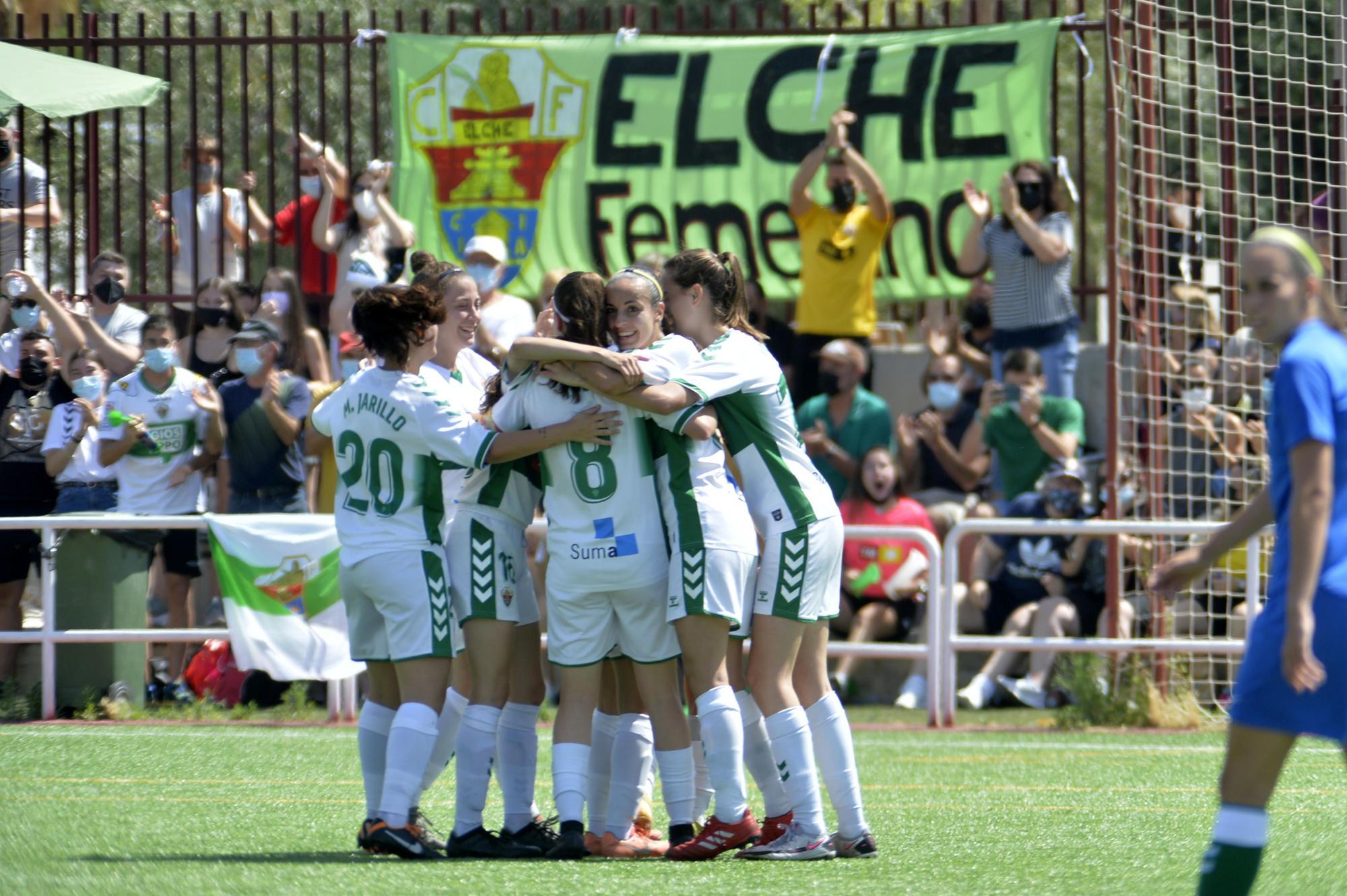 Elche CF femenino: Play off de ascenso a Segunda división