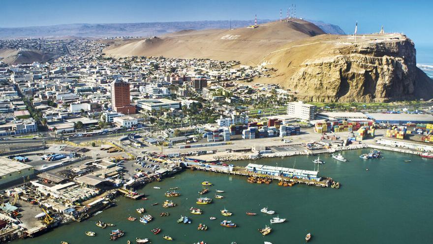 'Caso Arica': 20.000 toneladas tóxicas causan un drama humano en Chile