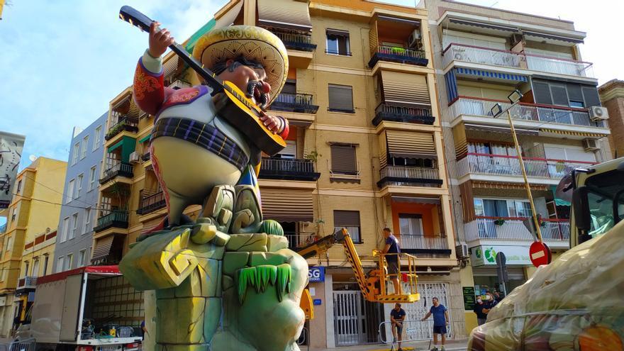 Reyes, mitos y monstruos en Paterna