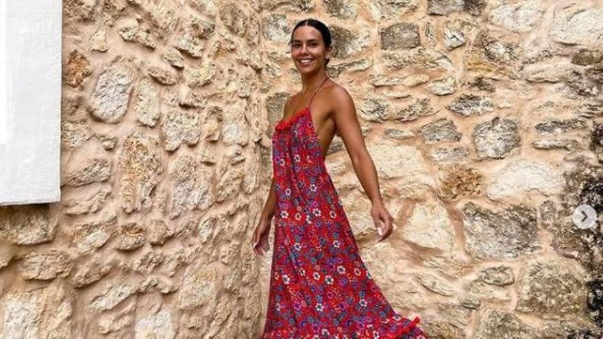 Cristina Pedroche y Dabiz Muñoz, de vacaciones en Ibiza