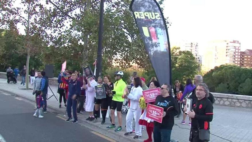 Superdeporte celebra su 25 aniversario en el Maratón de València