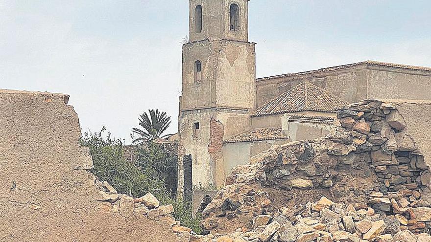 Vandalismo y nuevos butrones en el monasterio de San Ginés de la Jara