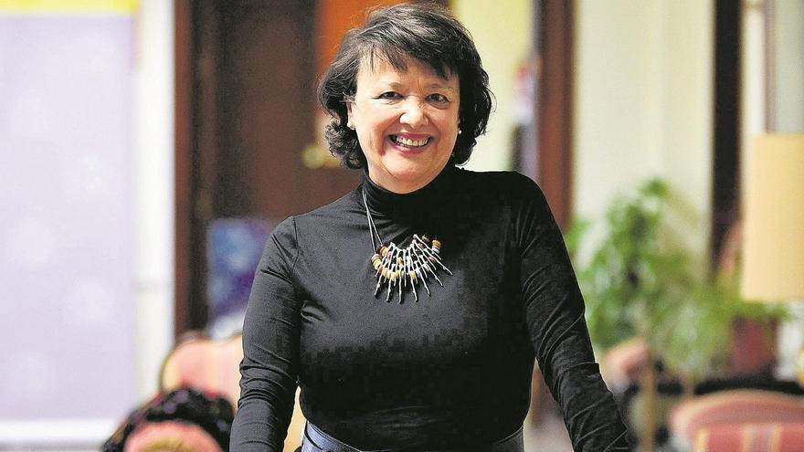 Rafaela Valenzuela: «El Gobierno nunca ha entrado al trapo, estamos aquí para resolver»