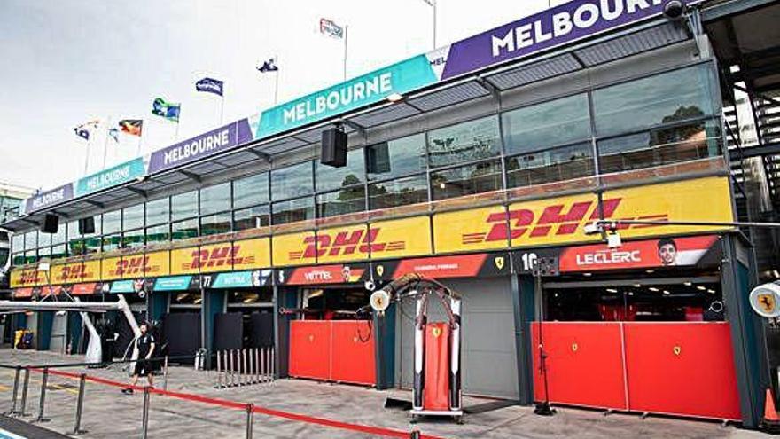 El Gran Premio de Australia cancela toda su actividad