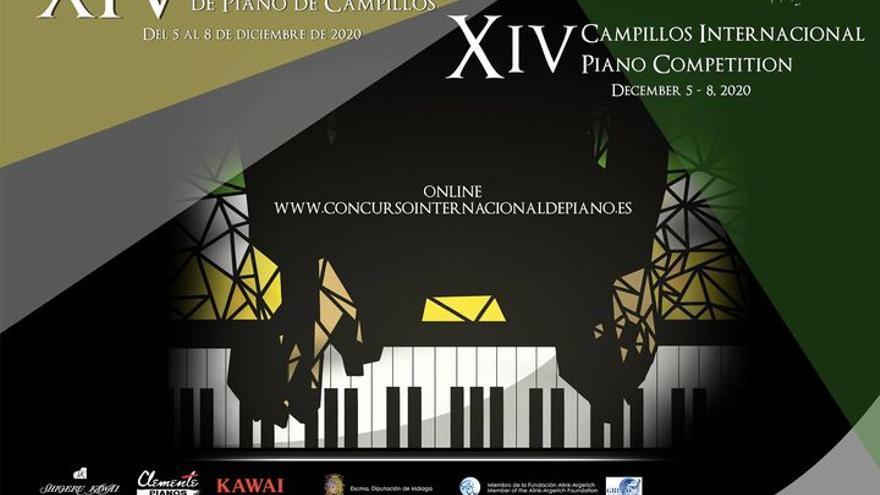 XIV Concurso internacional de piano de Campillos