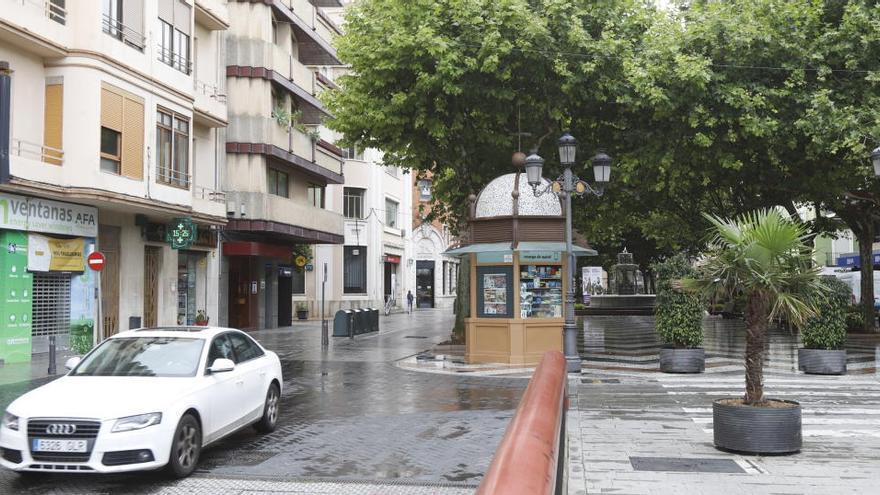 Gandia se atreve con el cierre del tráfico en el centro histórico