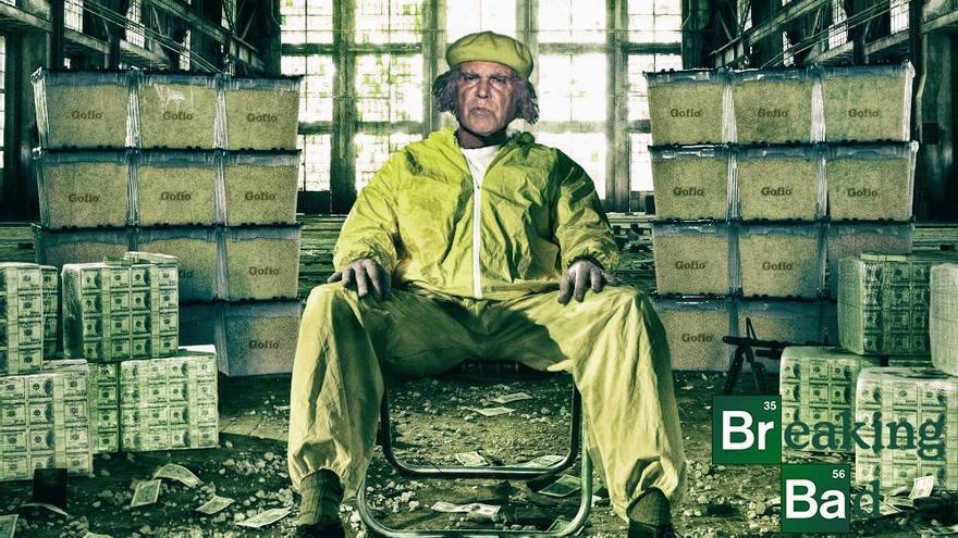 'Breaking Báez', 'El Meltalista' o 'Las dos papas': #NetflixCanario se viraliza en Twitter