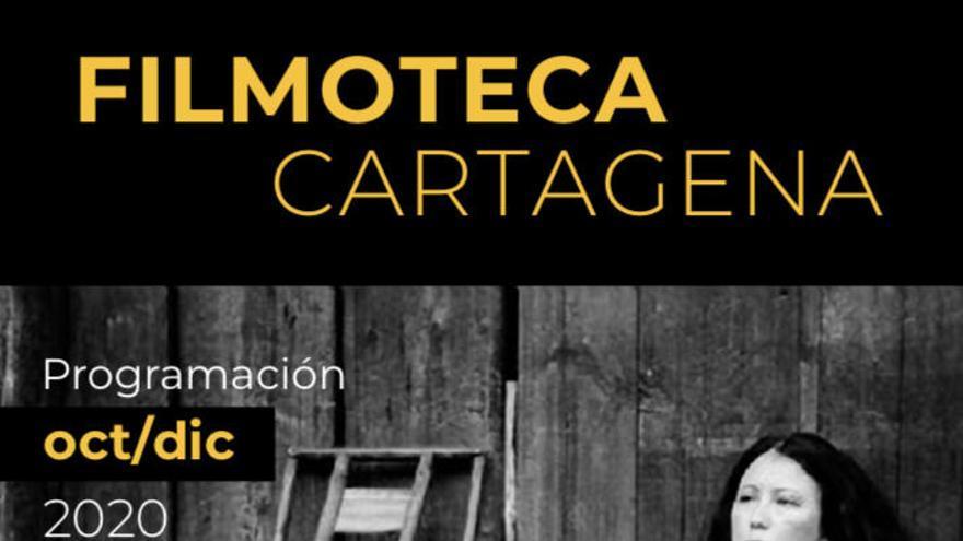 Las mujeres devuelven la vida a la Filmoteca en Cartagena