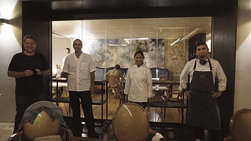 La cocina mediterránea y peruana se fusionan en Tess de Mar