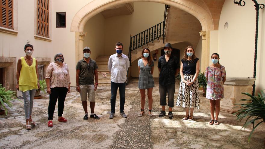 El fantasma de l'art urbà a Palma