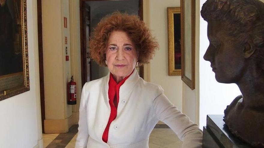 """Carmen Iglesias: """"Leonor ha heredado la curiosidad intelectual de sus padres"""""""