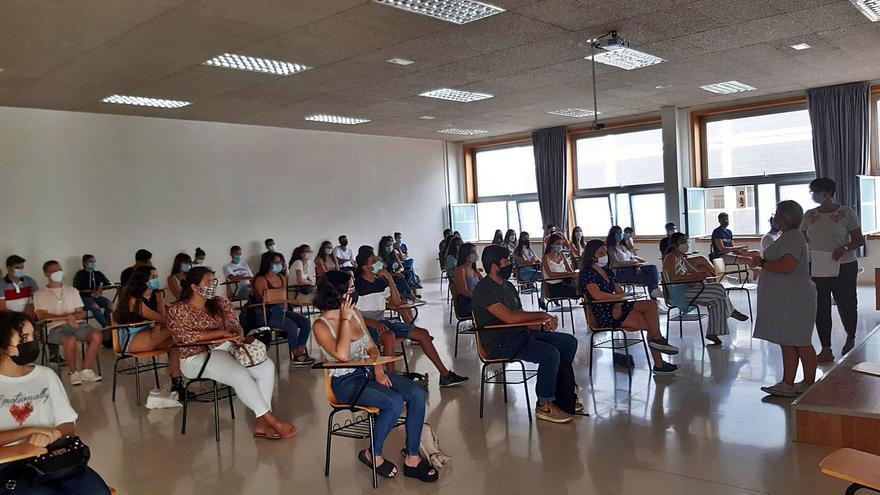 La ULPGC inicia el curso con colapso del campus virtual y el 40% de presencialidad