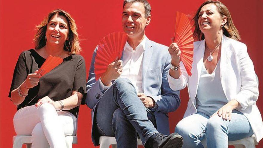 Agrupaciones del PSOE de la capital piden adelantar las primarias para elegir candidato a la Junta antes del verano
