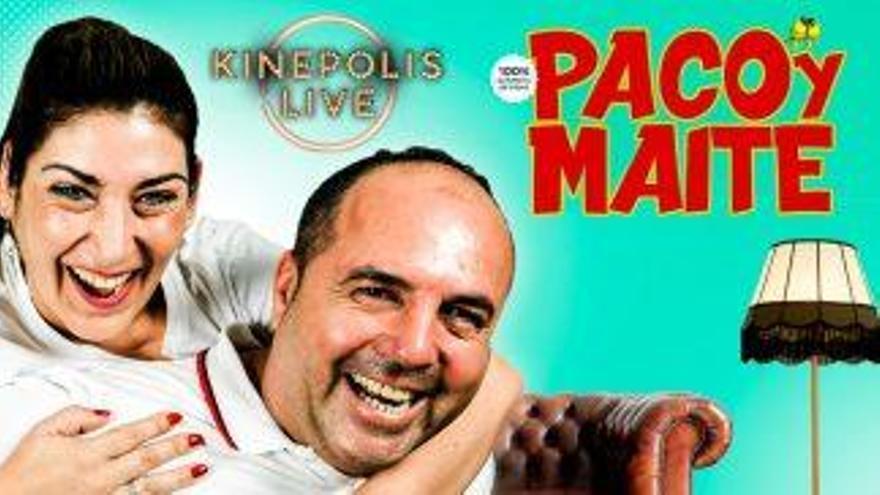 Paco y Maite