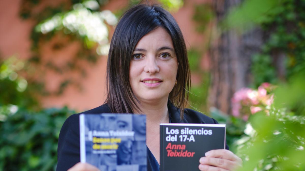 La periodista Anna Teixidor