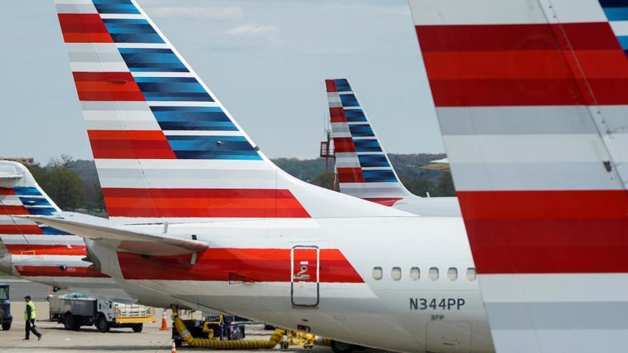American Airlines pierde más de 4.300 millones de dólares en el primer semestre