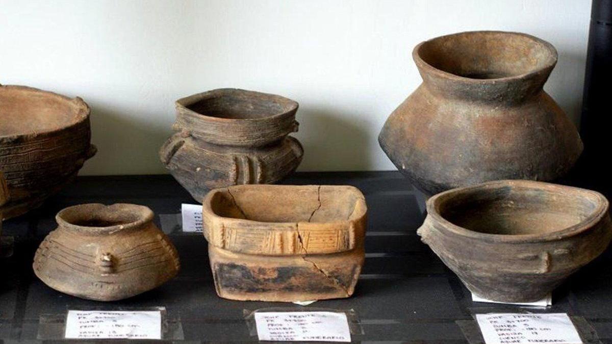 Hallado en Colombia un tesoro arqueológico que incluye 14 tumbas y una nariguera de oro