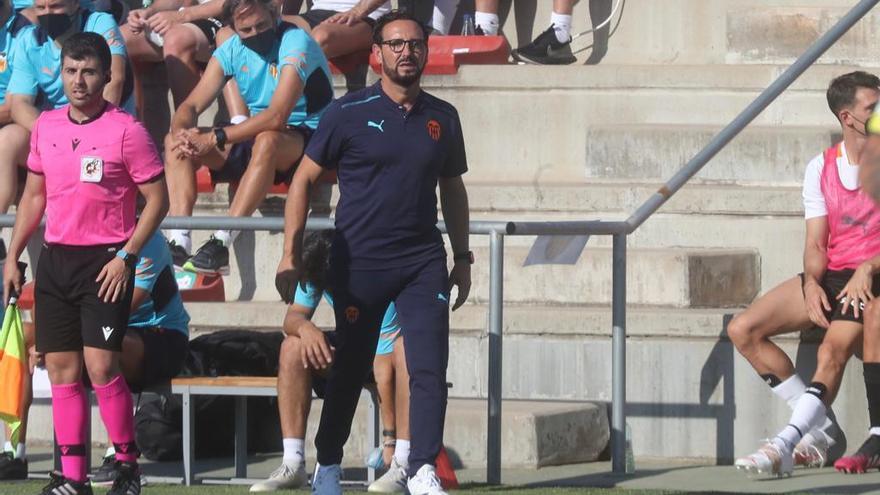 Piccini da el susto: primer lesionado en el Valencia CF