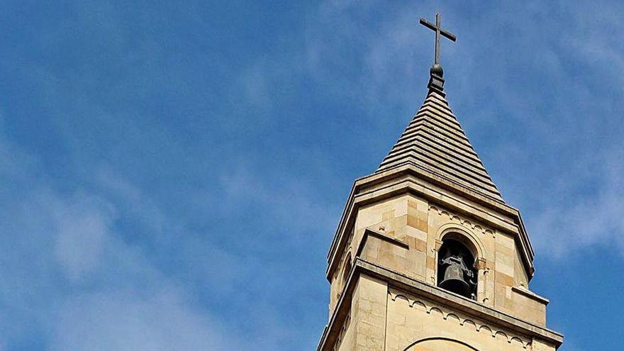 Las parroquias urbanas se organizarán en comunidades de dos a cuatro templos