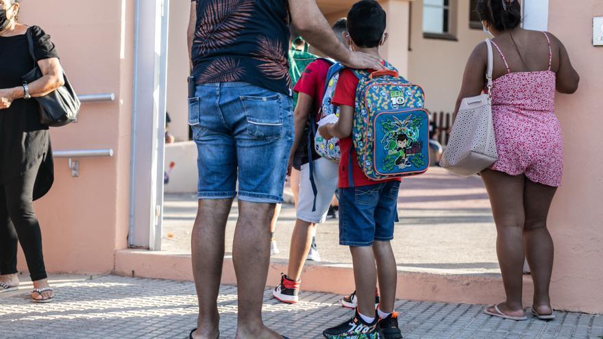Ratios y conciliación marcan las demandas educativas en Baleares