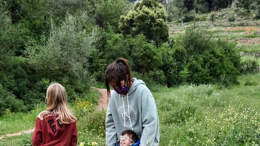 La asociación 'Pep, Amy and Friends' recauda fondos para la investigación del síndrome de Cockayne