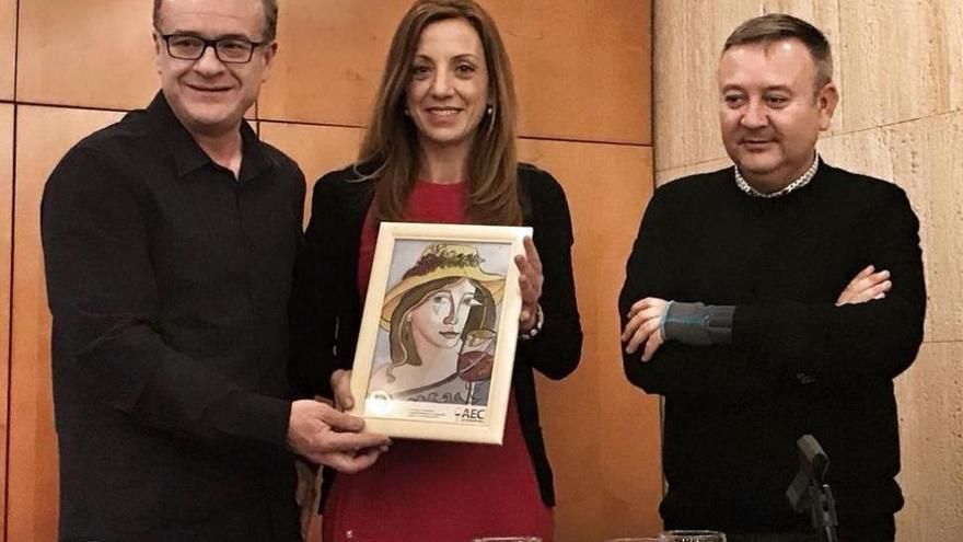 La Asociación Enológica de Castellón cata los vinos de la Bodega la Mejorada