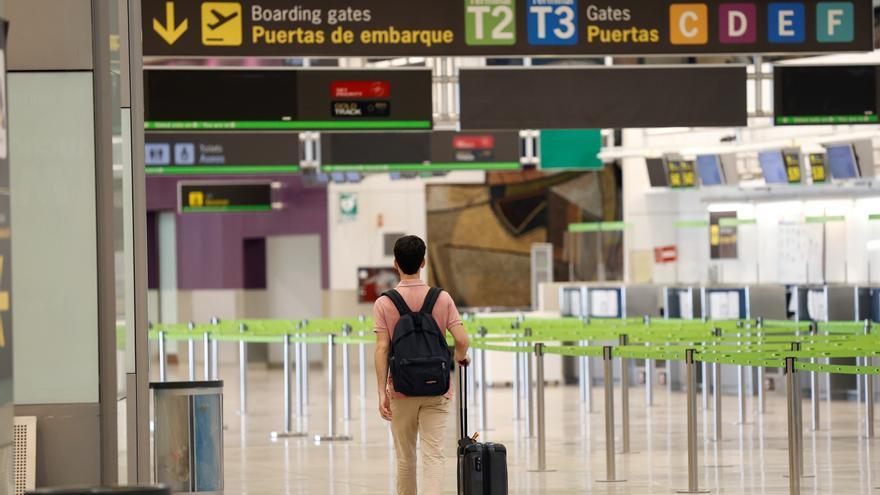 Las PCR pasan a tener una validez de 72 horas para entrar en España
