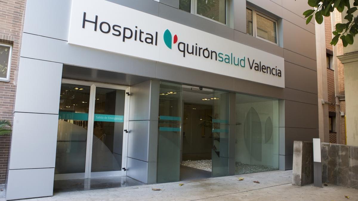 Quirónsalud es el mayor grupo hospitalario de España y el tercero de Europa.