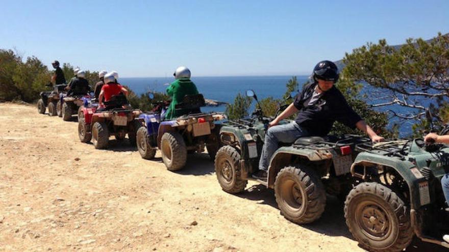 Zwei Mallorca-Urlauberinnen nach Quad-Unfall schwerverletzt im Krankenhaus