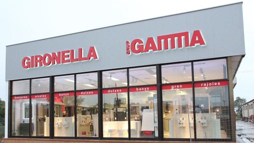 Tots els materials per al vostre habitatge a Gironella Grup Gamma
