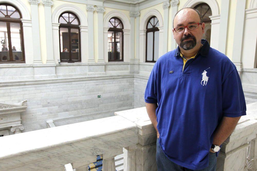 """""""UNA VISITA AL CEMENTERIO DE LOS LIBROS OLVIDADOS"""""""