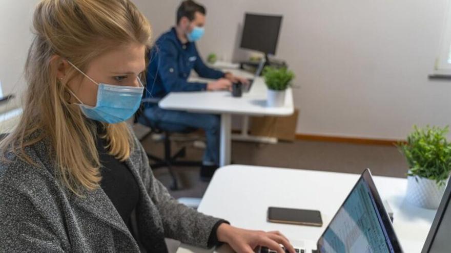 Cuidado con la calidad del aire en la oficina: puede afectar a la productividad