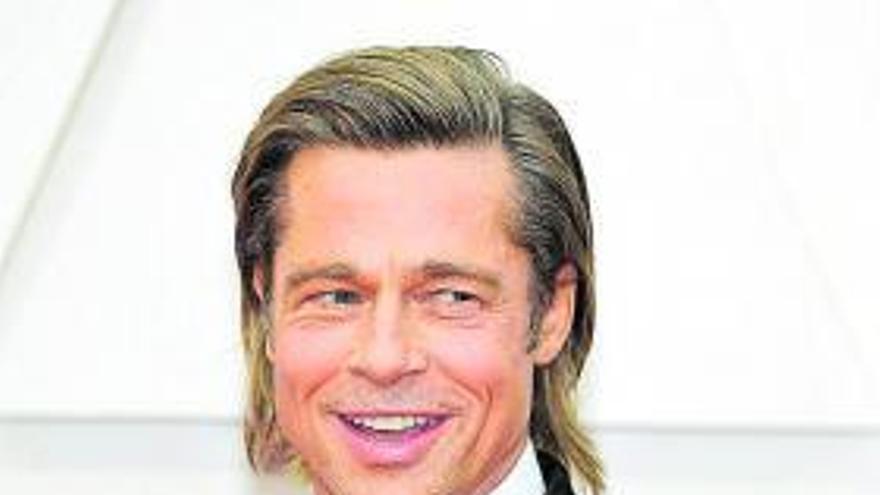 Nicole, la nueva novia modelo de Brad Pitt