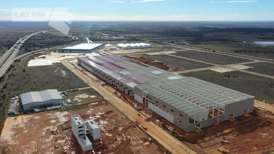 Aprobada la declaración de Proyecto Industrial Prioritario del Latem Aluminium en Villabrázaro