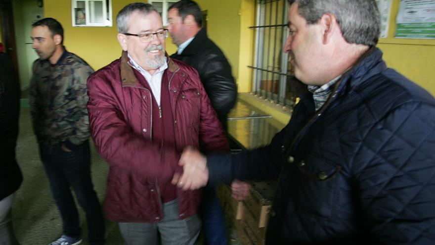 Fallece Julio Mariño, presidente de la Sociedade de Caza e Pesca de Lalín