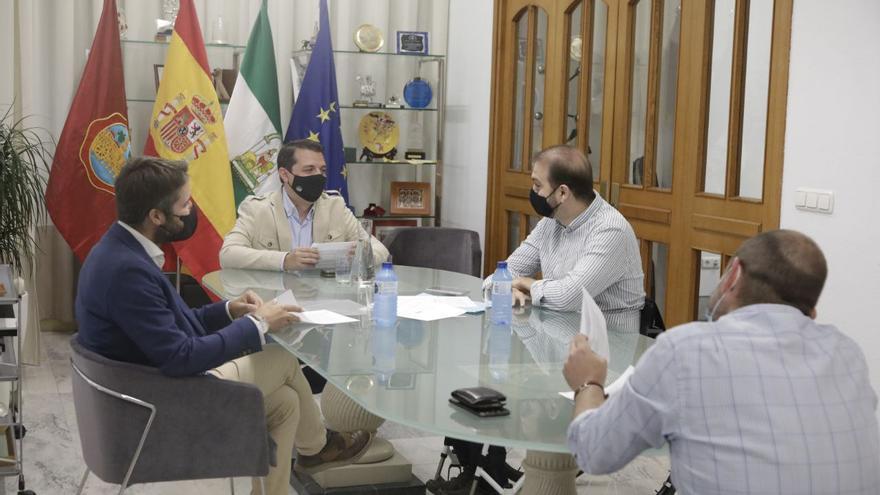 El Ayuntamiento de Córdoba y ATA estudian medidas de apoyo a los trabajadores autónomos con discapacidad