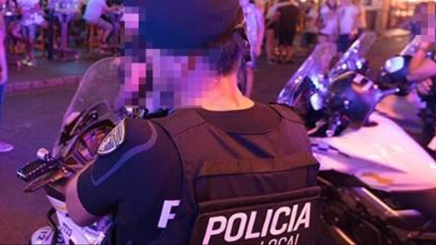 Disparan a un hombre que atacó con un cuchillo a dos alemanes en Palma