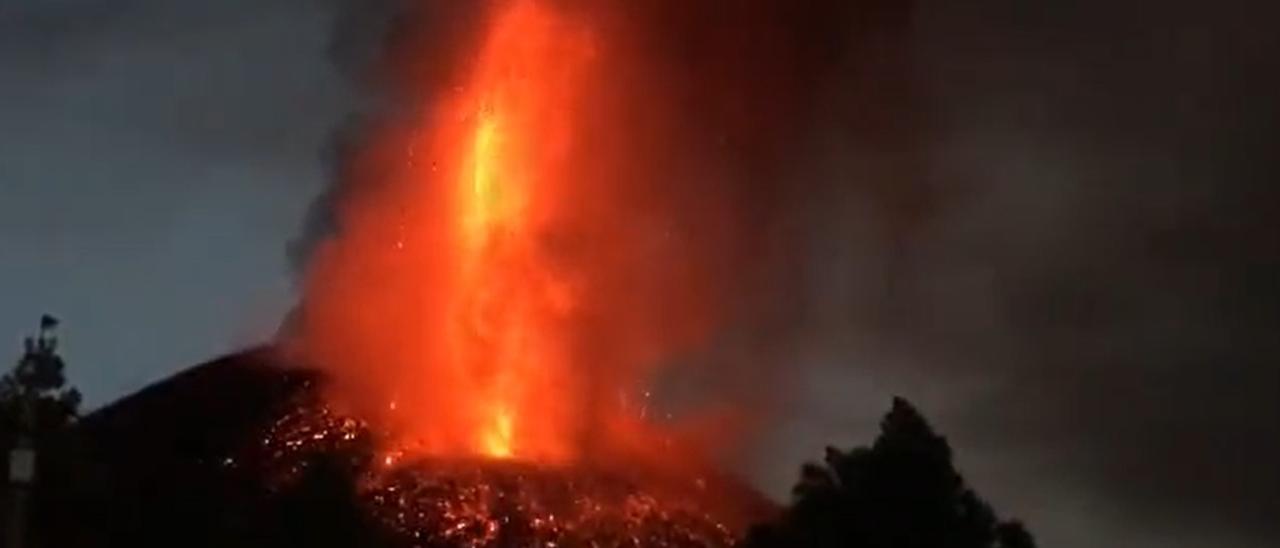 Localizan más de 60 terremotos durante la medianoche en La Palma