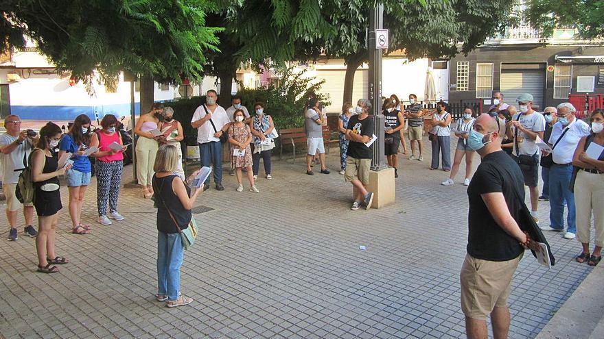 Burjassot musica a Estellés en l'aniversari del seu naixement