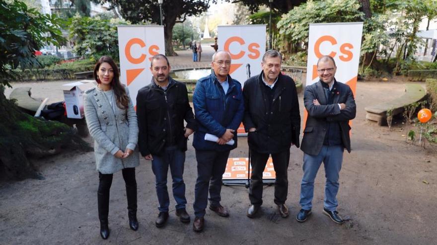 Dimite más de la mitad de la directiva de Ciudadanos Vigo