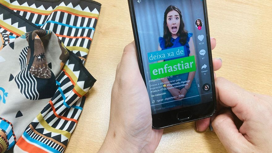 A pandemia tira do galego nas plataformas dixitais