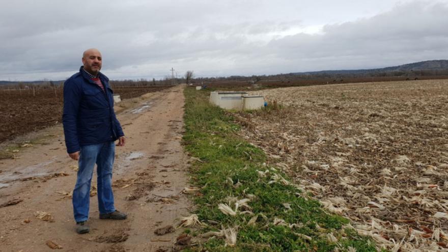 Usuarios del canal Toro-Zamora reclaman la mejora de  caminos rurales