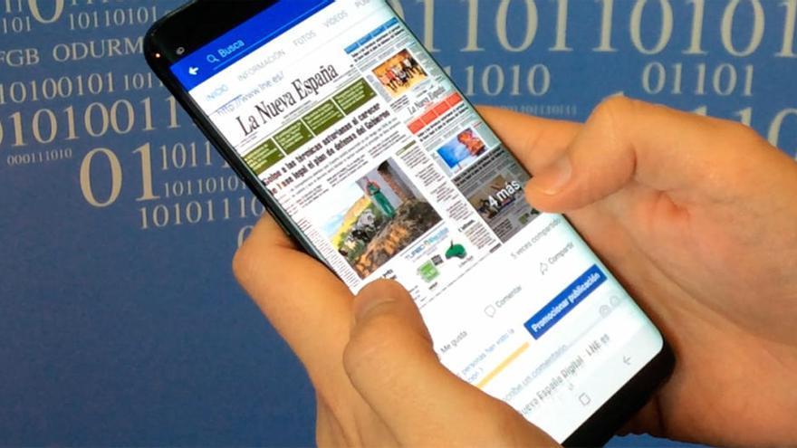 Los asturianos son los españoles que leen más prensa en papel y en digital