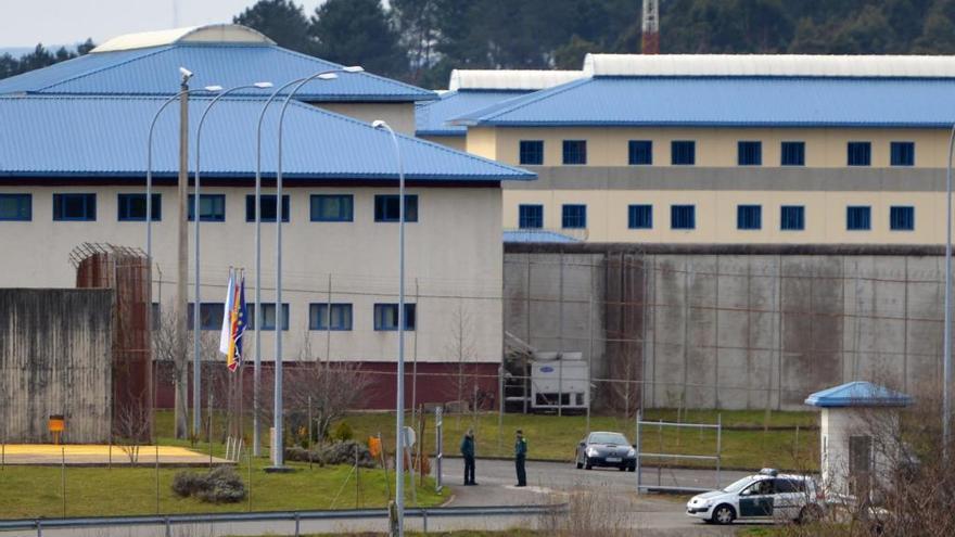 Aparece muerto en su celda en A Lama el preso más peligroso de España