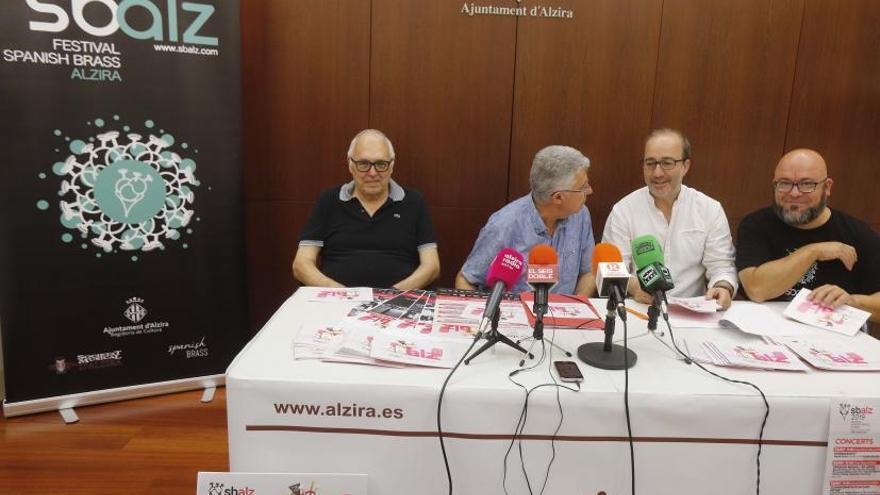 El sector crítico, a punto de tomar el control de la Societat Musical d'Alzira